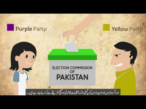 Electronic Voting Machines in Pakistan (English with Urdu subtitles)