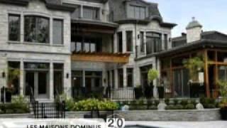 Finalistes 2010 - Maison Prestige - Ouest du Québec