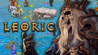 Boss Leoric - Heroes 3 (Mapa: Żniwiarz Dusz)