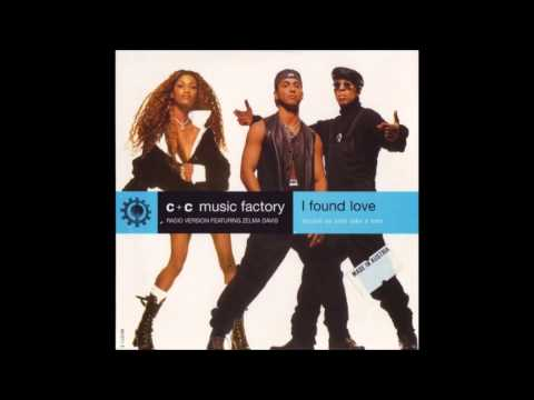 C + C Music Factory - I found love