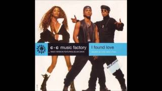 C + C Music Factory I Found Love