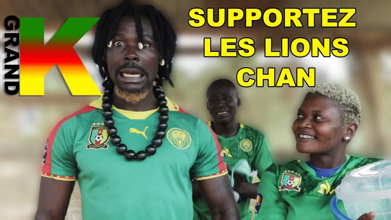 SUPPORTEZ LES LIONS CHAN 2021//Nouveautés 2021