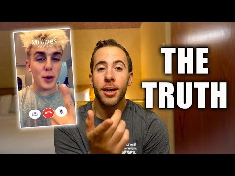 A MESSAGE TO JAKE PAUL & ERIKA COSTELL... (FULL STORY)
