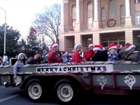 Shelbyville (Tenn.) Christmas Parade 2012