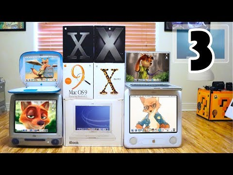 MY VINTAGE MAC COLLECTION - Episode 3