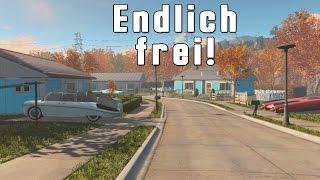 Fallout 4 - Guide Geheimer Developer-Level, Prolog frei erkunden, alle Waffen alle Orte