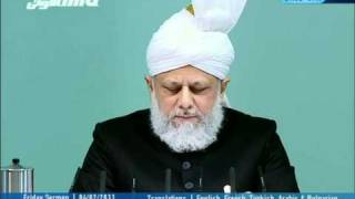 (English) Friday Sermon 4th February 2011 - Islam Ahmadiyya