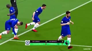 Chelsea vs Arsenal   Premier League 18 09 2018   Gameplay