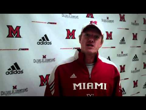 Bobby Kramig, Head Soccer Coach, Miami University