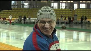 """Конькобежный спорт в """"Крылатском"""""""