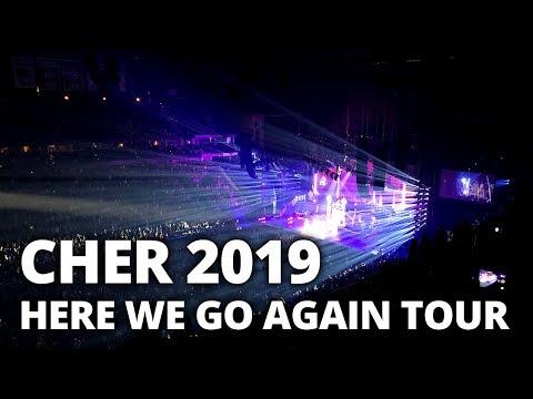 CHER IN CONCERT Jacksonville, FL 2019