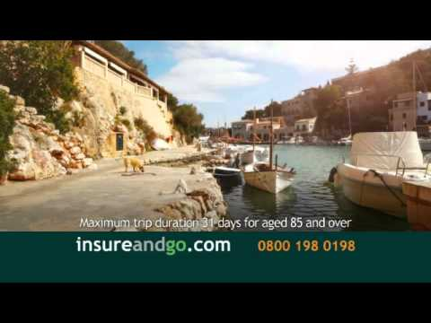Travel insurance with no age limit (harbour)