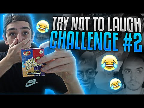 TRY NOT TO LAUGH CHALLENGE #2 | FaZe Rug