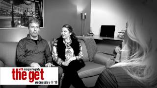 """The Get - Jeremy & Shana Mayfield"" -- Wednesday on WCCB News at 10"
