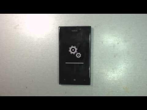 Como resetear Nokia Lumia 925