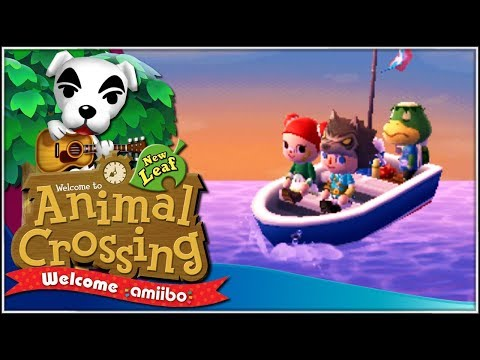 Crucero para dos!!! | 33 | Animal Crossing New Leaf: Welcome