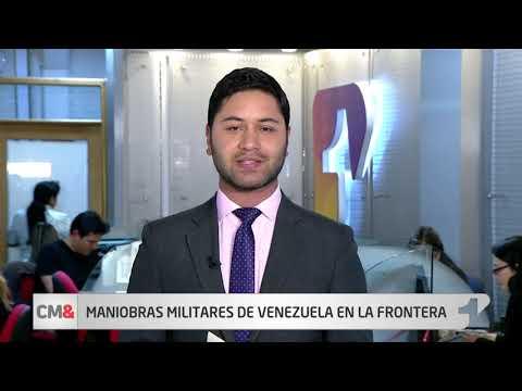 Venezuela despliega sus tropas en la frontera con Colombia
