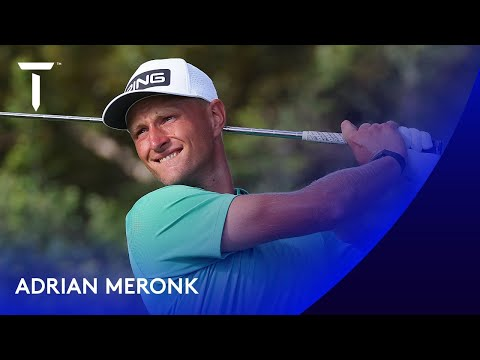 Adrian Meronk cards third round 71 | | 2020 Alfred Dunhill Championship