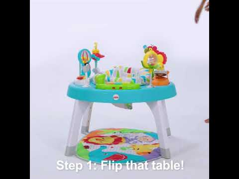 Fisher-Price 3-in-1 Sit-to-Stand Activity Center | Toys R Us Canada