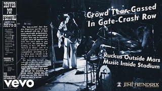 The Jimi Hendrix Experience - Tax Free - Denver Pop 1969 (Audio)