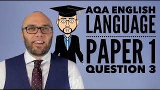 AQA Idioma inglés de Papel 1 Pregunta 3 (actualizado y con animación)