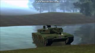 게리모드 K1전차 [Gmod] ACF K1 tank