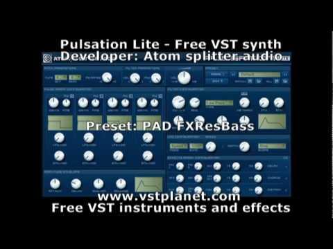 Free VST instruments / synthesizer software - VST Plugins - Page 1