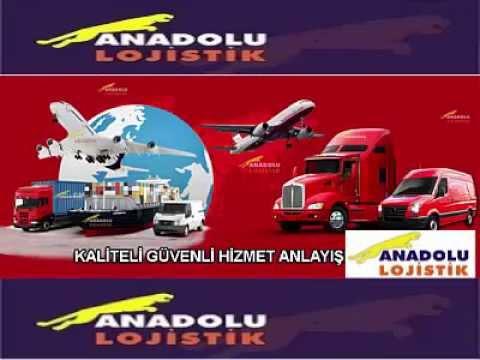 Anadolu Lojistik Tanıtım Filmi