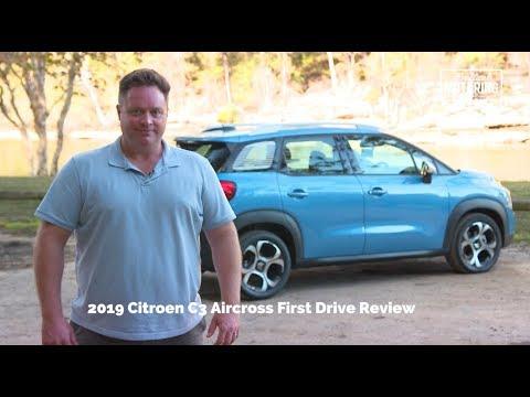 2019 Citroen C3 Aircross First Drive Review
