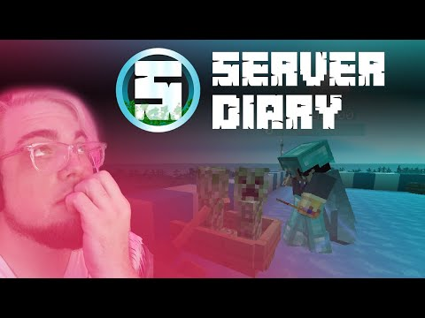 Minecraft Server Diary - What's Next For SurvivalCraft?