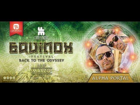 Alpha Portal Equinox Festival • Back To The Odyssey