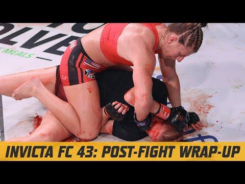 Invicta FC 43: Post-Fight Wrap-Up