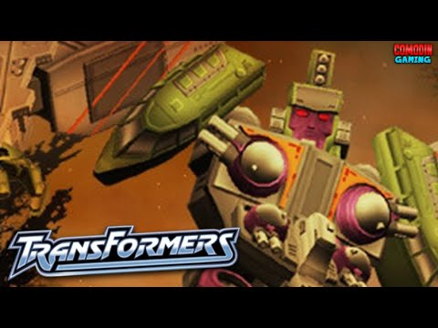 Transformers Ps2 Part 5 Tidal Wave Boss Fight