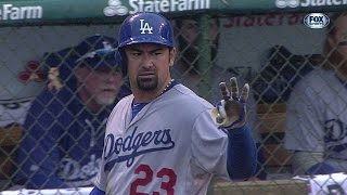 LAD@CHC: Dodgers, Cubs both think the inning is over