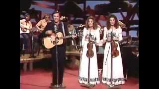 Jim Ed Brown & Cates Sisters -- Uncle Pen  (Live)