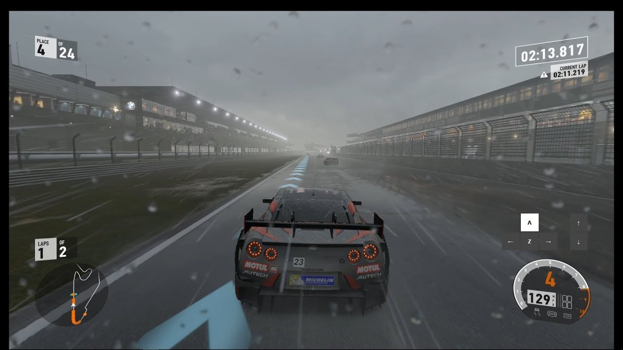 forza motorsport 7 demo how does it play with keyboard with rh youtube com