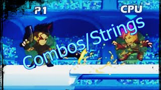 ''Combos And Strings'' - Ada - Blasters/Spear (Brawlhalla) by La Parka666