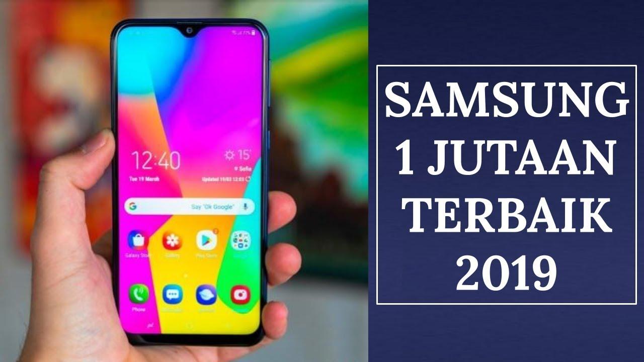 5 HP SAMSUNG HARGA 1 JUTAAN TERBAIK 2019 - YouTube