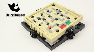 ليغو الأفكار 21305 المتاهة - Lego سرعة بناء