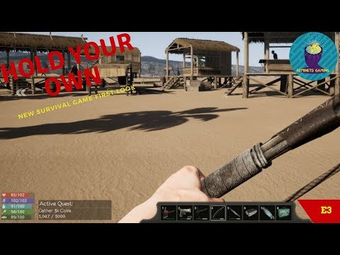 Hold Your Own - E3: Trading Post / We Have Walls