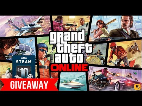 GTA 5 Online with Friends (type !giveaway)