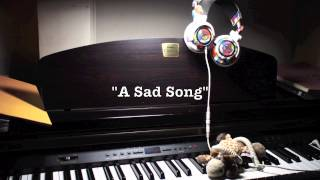 """""""02. A Sad Song"""" from Microjazz II by Christopher Norton"""