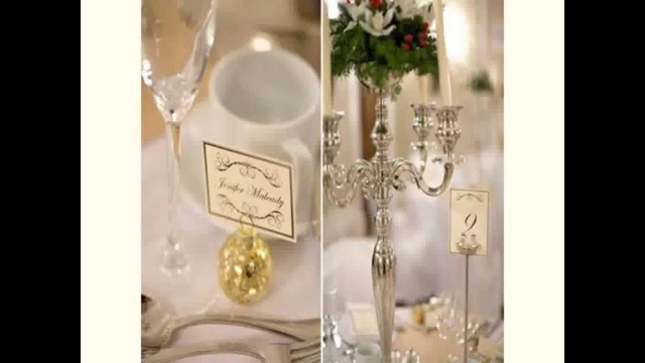 New Wedding Decoration Catalogs