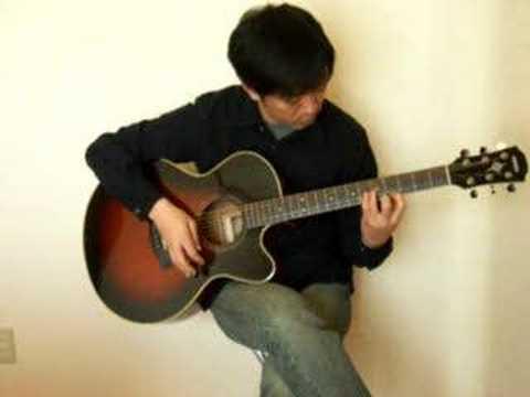 OASIS (Kotaro Oshio)を弾いてみた