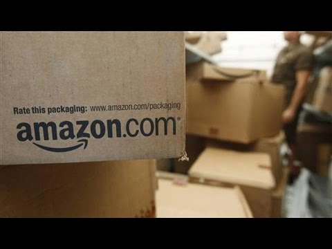 Amazon's Next Special Delivery Could Come From You
