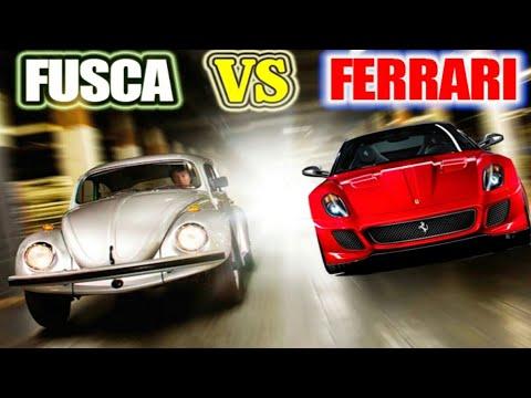 vw-fusca-vs-ferrari-(-beatles,vocho,-baja)