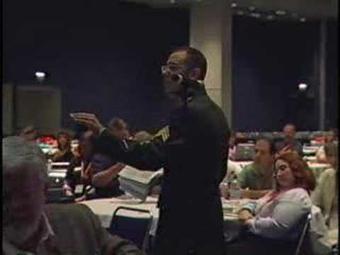 Uniformed Soldier censored at daily kos convention