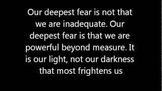 Rythmatical - Our Deepest Fear (KeepinItAlive with lyrics)