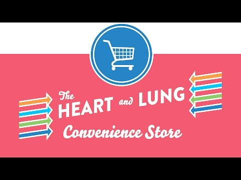 The Heart and Lung Convenience Store