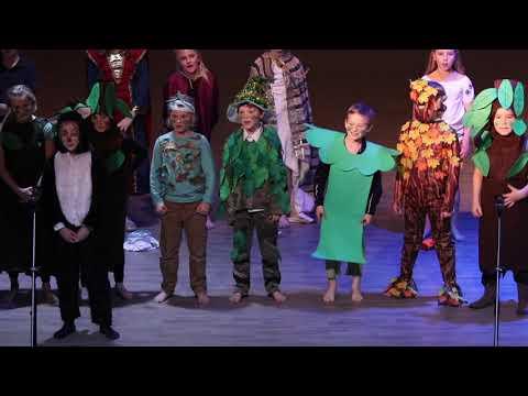 Seaford Prep School Yrs 2 5 present 'Baboushka'
